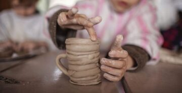 Clay Sculpting 4 Sessions