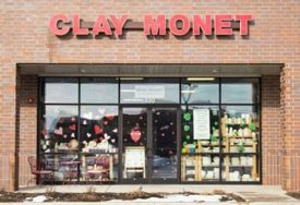 Clay Monet Storefront
