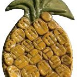 clay pineapple